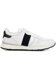 Woolrich contrast low-top sneakers