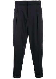 Woolrich cropped tailored trousers