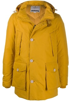 Woolrich feather-down padded coat