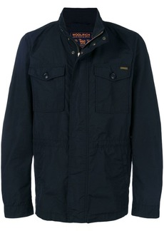 Woolrich fitted lightweight jacket