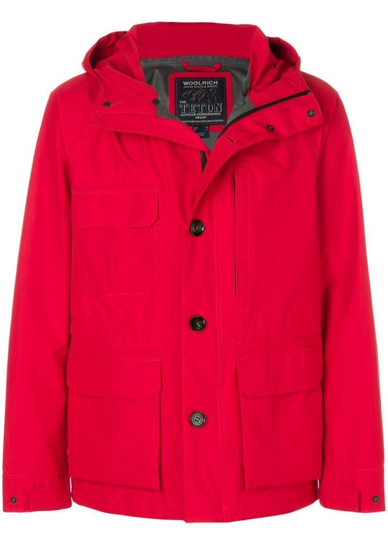 5679f5e576ba Woolrich GTX mountain jacket Now  511.00