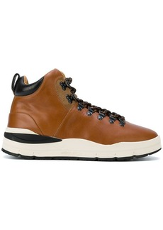 Woolrich hi- top hiker sneakers