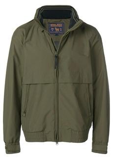 Woolrich high neck zipped jacket