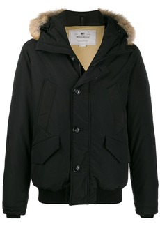 Woolrich hooded parka jacket
