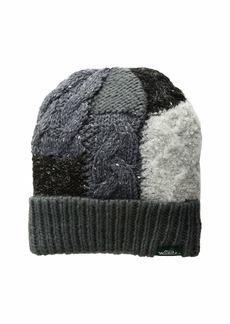 Woolrich Knit Patch Cuff Cap