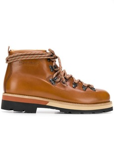 Woolrich lace-up mountain boots