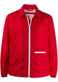 Woolrich lightweight zipped jacket