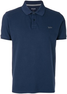 Woolrich logo embroidered polo shirt