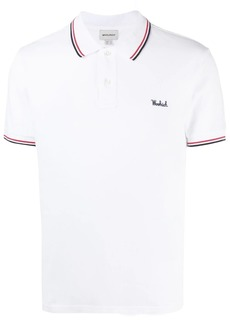 Woolrich logo-embroidered polo shirt