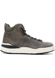 Woolrich low-heel lace-up boots