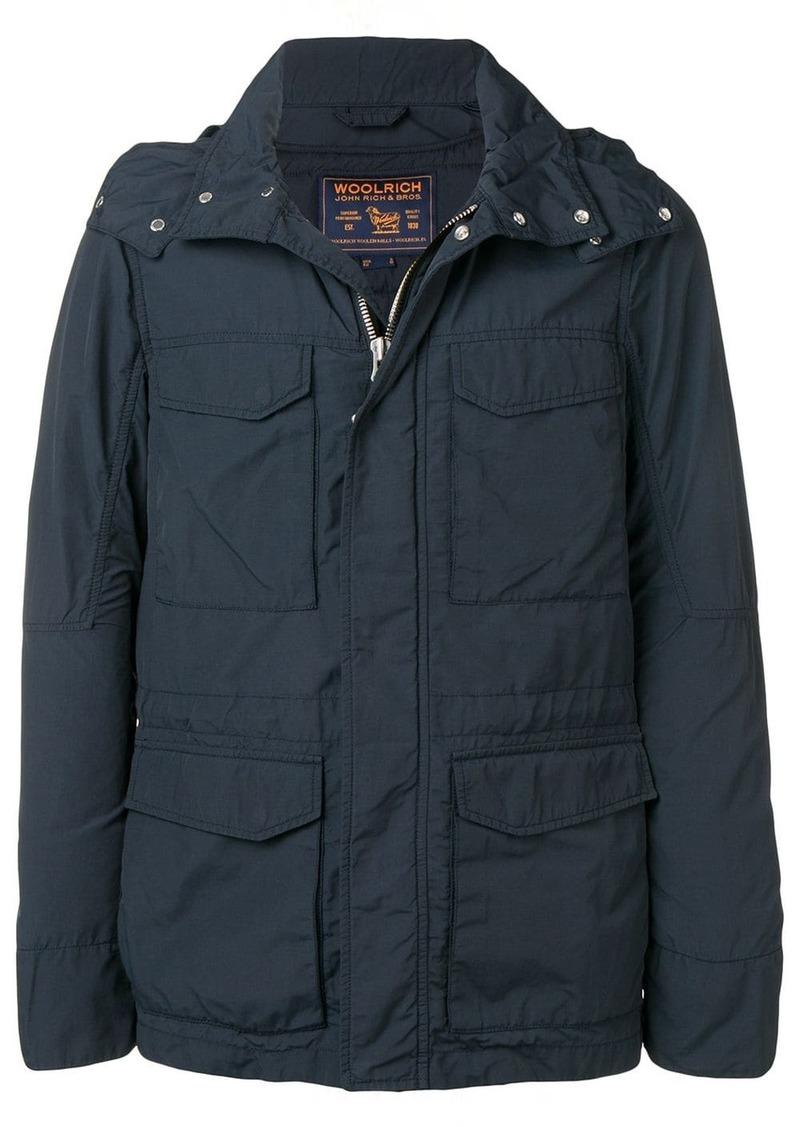 Woolrich multi-pocket jacket