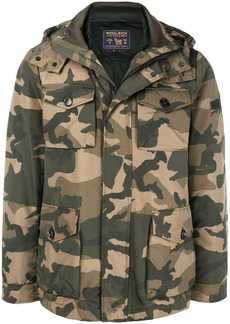 Woolrich padded field jacket
