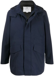 Woolrich padded hooded coat