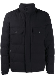 Woolrich padded zip-up jacket