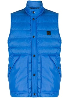 Woolrich quilted puffer gilet