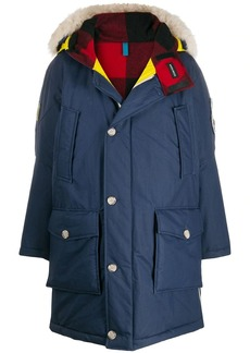 Woolrich reversible padded coat