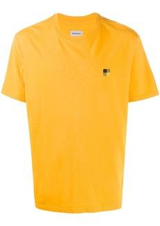 Woolrich square patch cotton T-shirt