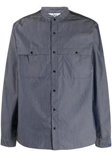 Woolrich striped overshirt