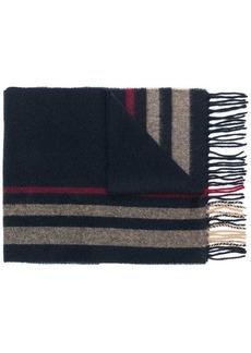 Woolrich striped scarf