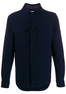 Woolrich welt detail shirt