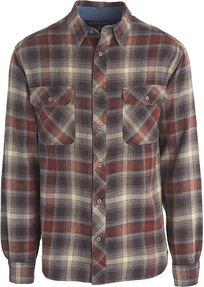 Woolrich woolrich men 39 s miners wash flannel shirt casual for How to wash flannel shirts
