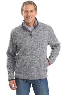 Woolrich Men's Grindstone Fleece Half Zip Top