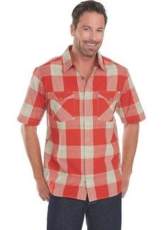 Woolrich Men's Zephyr Ridge Space Dye Shirt