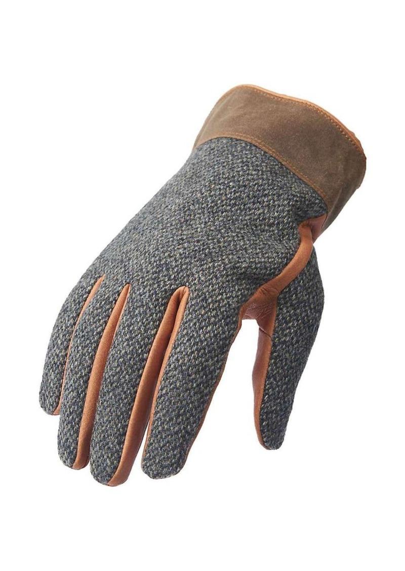 Woolrich Men's Mill Wool Trigger Glove