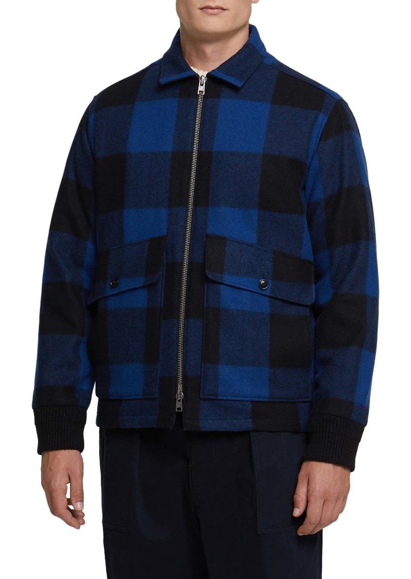Woolrich Buffalo Check Jacket