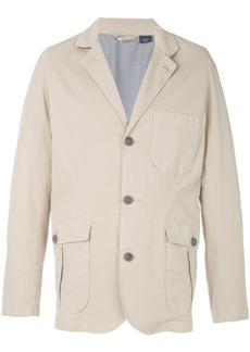 Woolrich cargo pocket blazer - Nude & Neutrals
