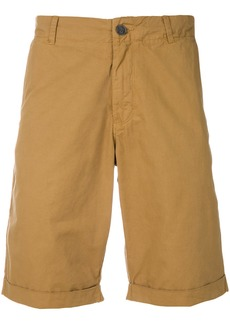 Woolrich chinos shorts - Brown