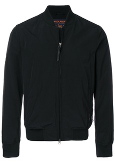 Woolrich classic bomber jacket - Black
