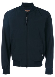 Woolrich classic bomber jacket - Blue