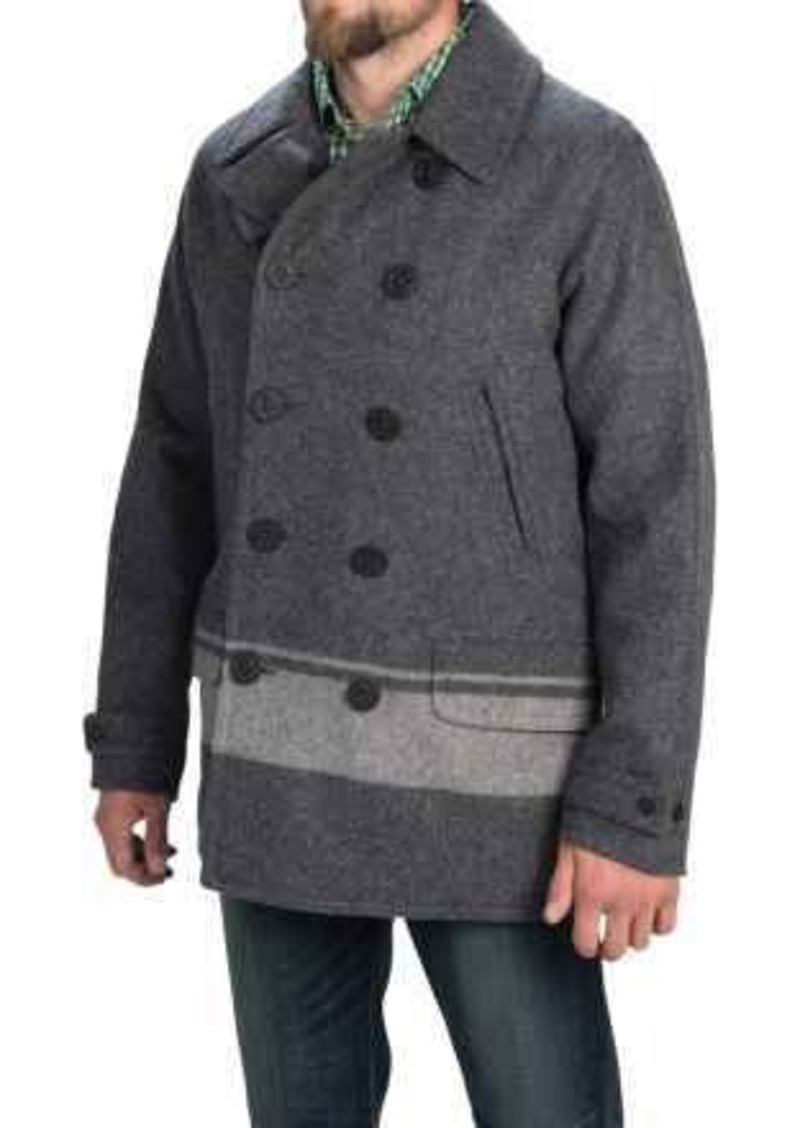 f1422626f38 Woolrich dock worker peacoat wool for men outerwear jpg 800x1128 Woolrich  peacoat