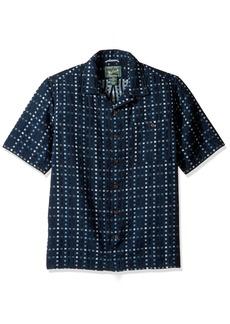 Woolrich Men's Coastal Peak Eco Rich Modern Fit Shirt