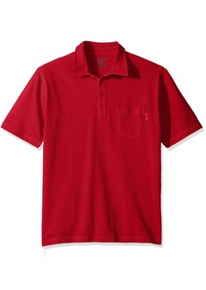 Woolrich Men's First Forks One Pocket Polo