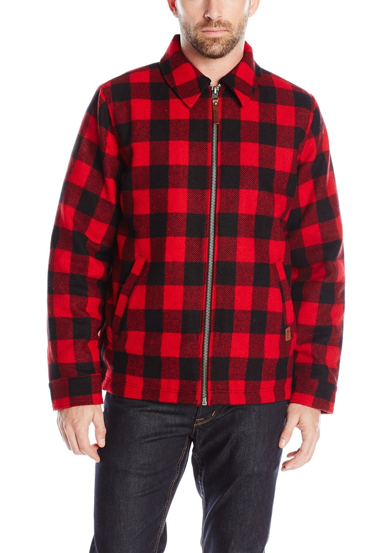 woolrich woolrich men 39 s wool corvair jacket outerwear shop it to me. Black Bedroom Furniture Sets. Home Design Ideas