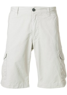 Woolrich fitted chino shorts - Nude & Neutrals