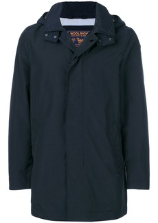 Woolrich hooded parka jacket - Blue