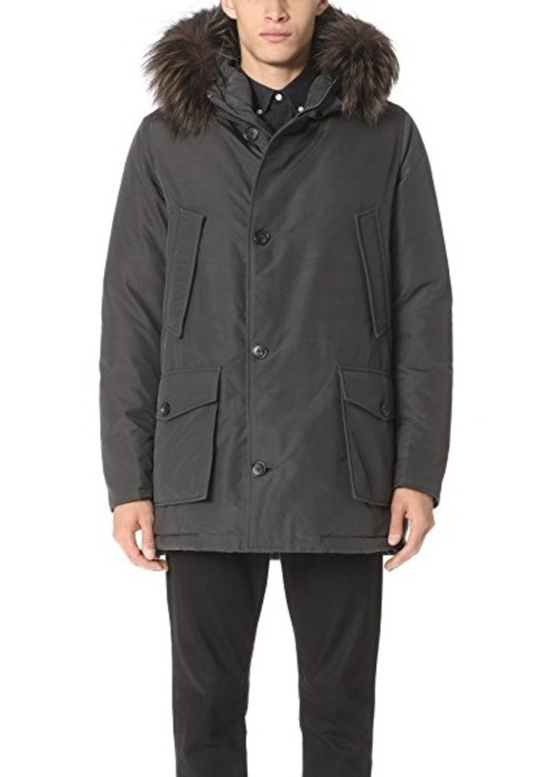 woolrich woolrich john rich bros arctic tt parka outerwear shop it to me. Black Bedroom Furniture Sets. Home Design Ideas