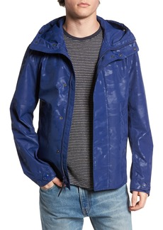Woolrich John Rich & Bros. Camou Rudder Waterproof Jacket