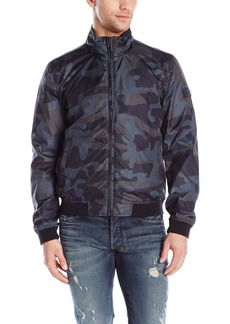 Woolrich John Rich & Bros.... Men's Reversible Camou Jacket  M