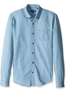 Woolrich John Rich & Bros... Men's Chambray Shirt  XXL