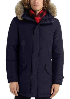 WOOLRICH JOHN RICH & BROS Polar Fur Trim Down Parka