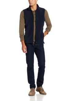 Woolrich Men's Andes II Fleece Vest  mall