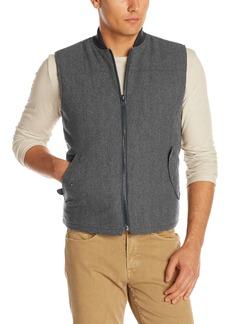 Woolrich Men's Bear Claw Wool Vest Outerwear - arge