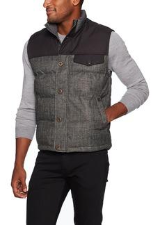 Woolrich Men's Bitter Chill Wool Loft Insulated Vest