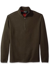 Woolrich Men's Boysen Half Zip Sweatshirt Ii