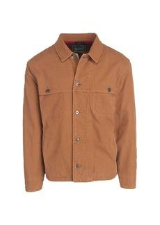 Woolrich Men's Centerpost Wool Line Jacket