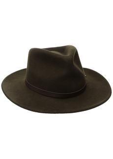 Woolrich Woolrich Men s Crush Felt Outback Hat Now  40.00 c7b89c006a16
